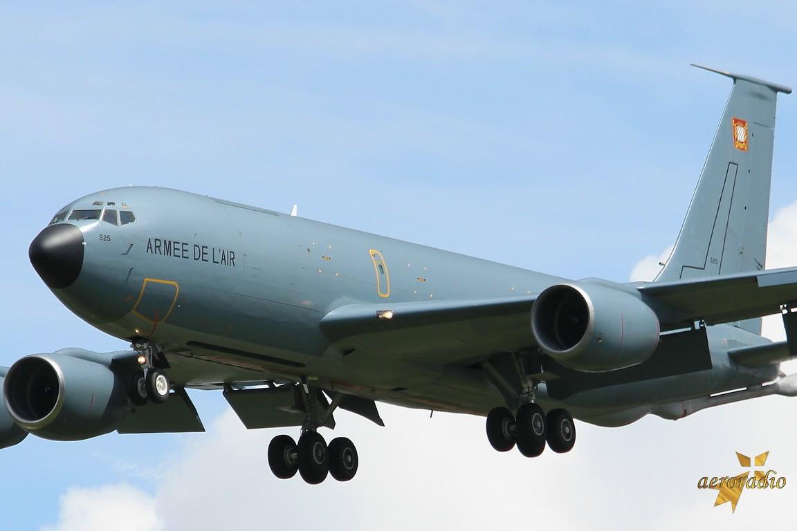 Boeing KC-135 Stratotanker Armée de l'Air 525 / 93-CN  & divers le 12.05.14 Img_0611