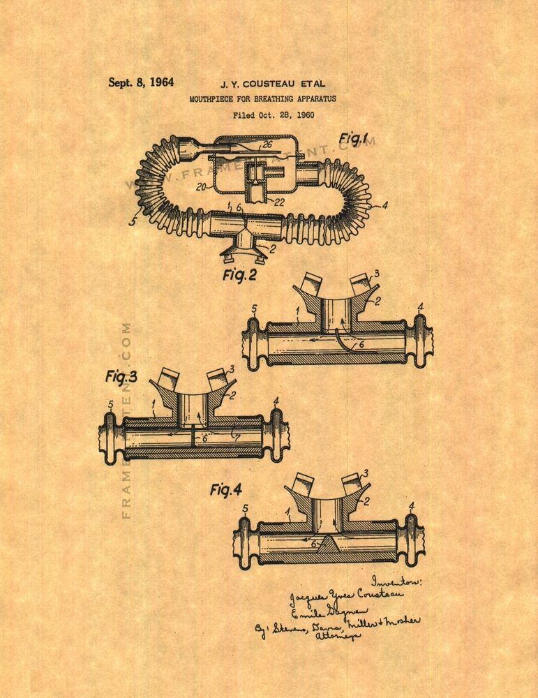 piani - la Calypso di cousteau autocostruita su piani museo della marina parigi - Pagina 16 Unknow10