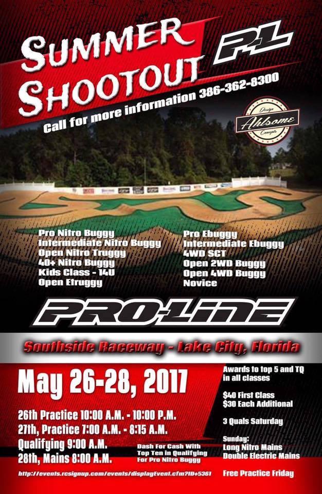 Summer Shootout --- Southside RC Raceway 16387910