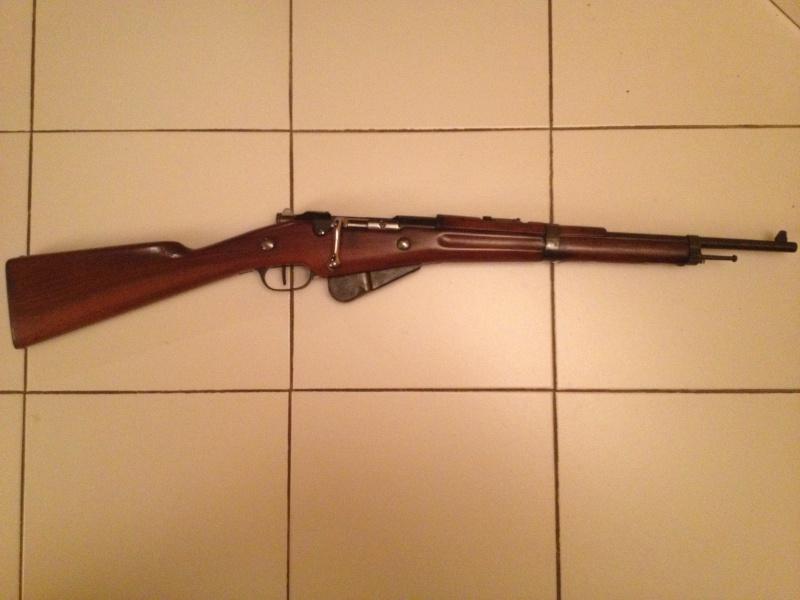 Help ! carabine 1890 ? Iphone10