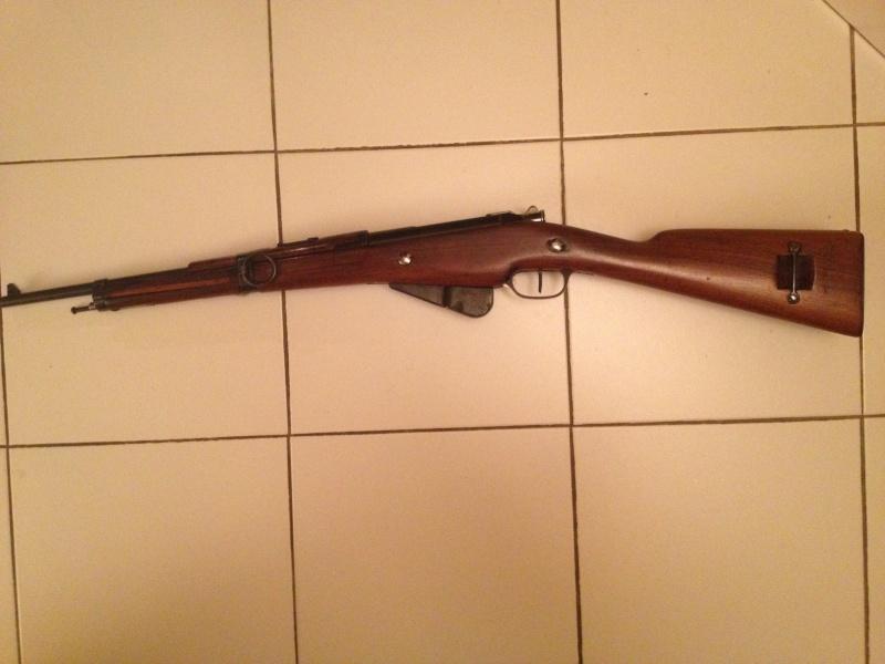 Help ! carabine 1890 ? Iphone11