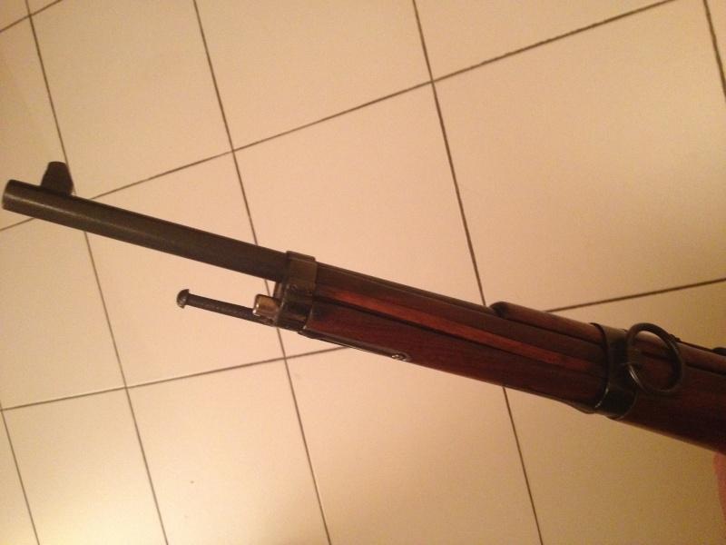 Help ! carabine 1890 ? Iphone12