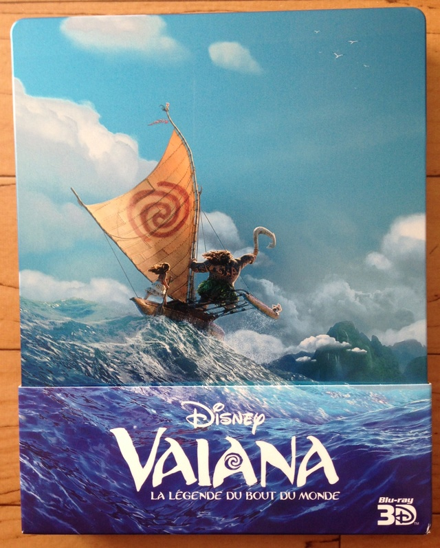 [BD 3D + BD + DVD + STEELBOOK] Vaiana, la Légende du Bout du Monde (2017) - Page 4 111
