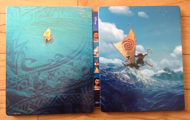 [BD 3D + BD + DVD + STEELBOOK] Vaiana, la Légende du Bout du Monde (2017) - Page 4 510