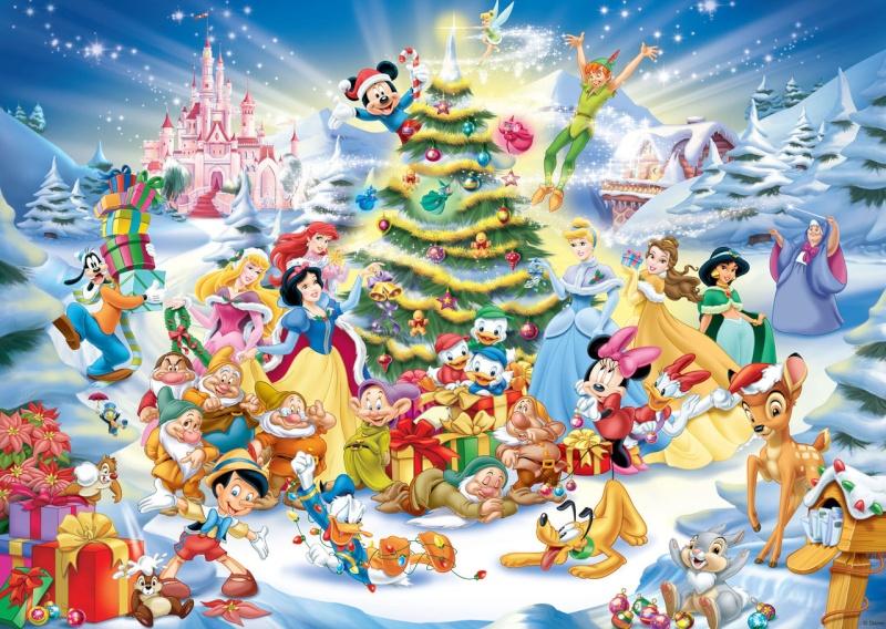 JOYEUX NOEL TOUT LE MONDE ! Disney10