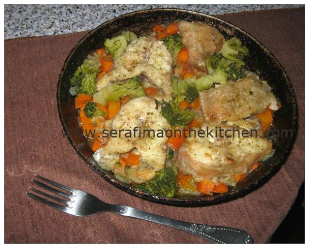 - Блюда с овощами, фаршированные овощи  и др. - Страница 11 Img_2910