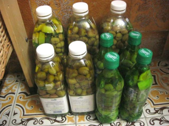 оливки - Зеленые оливки-1 Img_2922