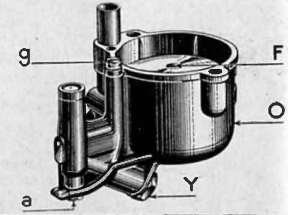 carburateur 301 D vis  Carbu110