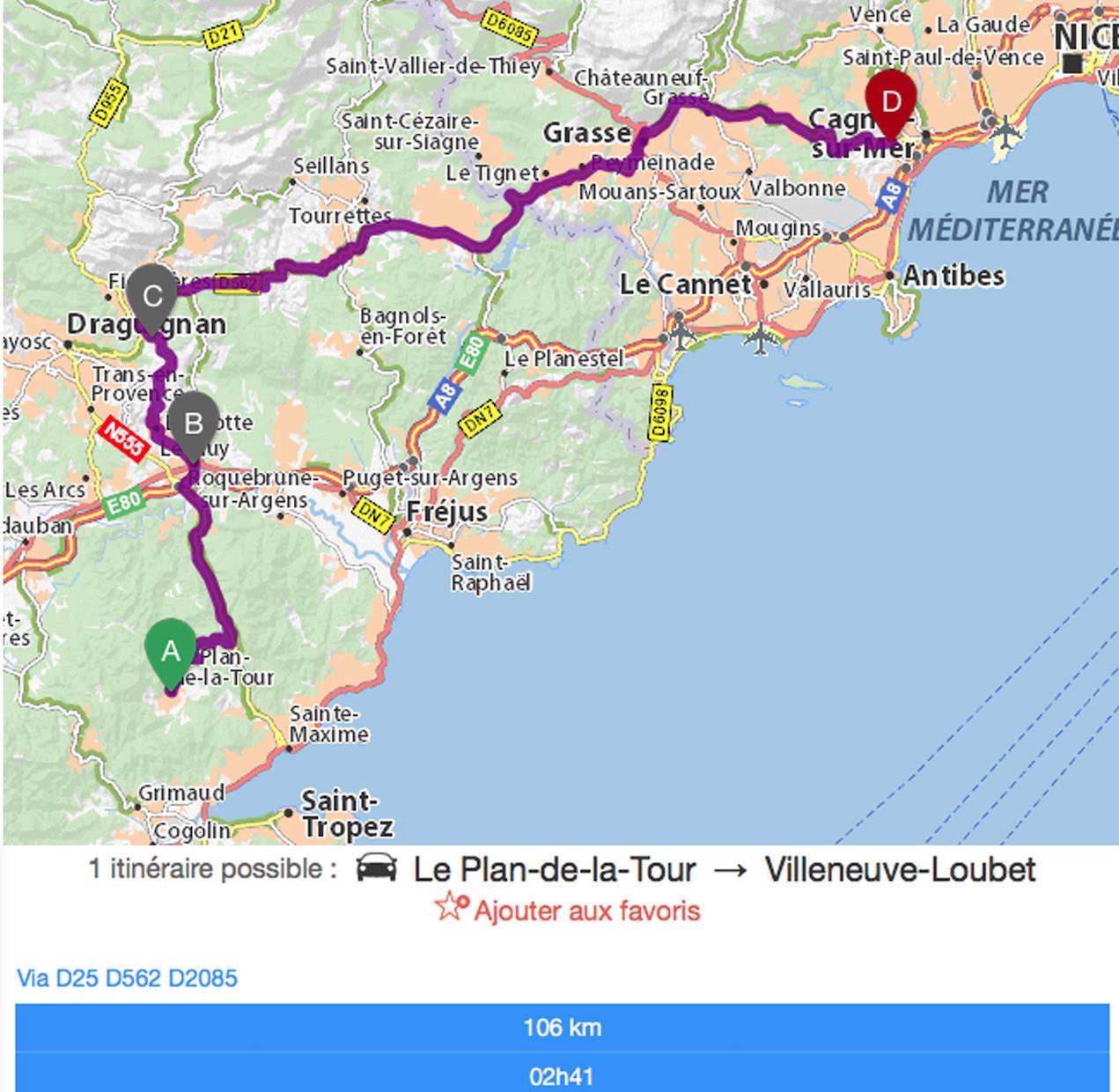 5ème Festival Auto Retro 2017 du Plan de La Tour Retour10