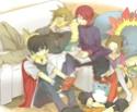 Electrum Shipping (Red x Green/Blue♂ x Lyra/Kotone/Soul x Gold/Ethan/Hibiki x Silver) 2010-111