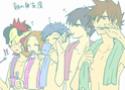Electrum Shipping (Red x Green/Blue♂ x Lyra/Kotone/Soul x Gold/Ethan/Hibiki x Silver) 2e4b1f10