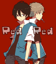 RemakeShipping [Red (RBJ) & Red/Fire (RF/VF)] Tumblr13
