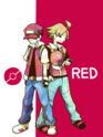 RemakeShipping [Red (RBJ) & Red/Fire (RF/VF)] Tumblr14
