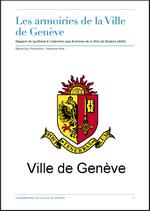 Le coin des debutants : Les armoiries des villes. 2eme partie - Les villes etrangeres. section 1/2. Geneve10