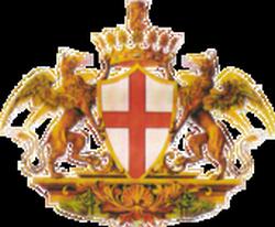 Le coin des debutants : Les armoiries des villes. 2eme partie - Les villes etrangeres. section 1/2. Genova10