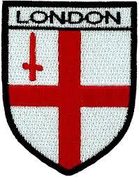 Le coin des debutants : Les armoiries des villes. 2eme partie - Les villes etrangeres. section 1/2. Londre10