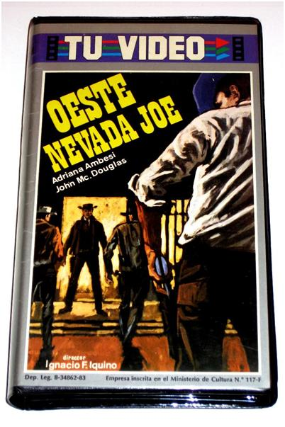 Le défi des implacables . ( Oeste Nevada Joe ) . 1964 . Ignacio F. Iquino . Day_an12