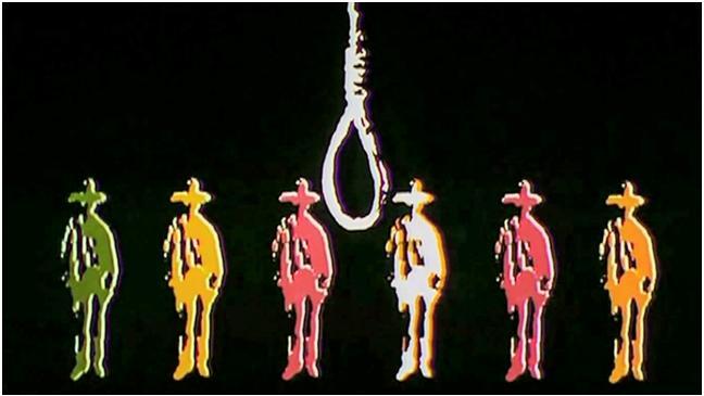 Pendez-les haut et court . Hang 'Em High . 1967 . Ted Post Day_an17