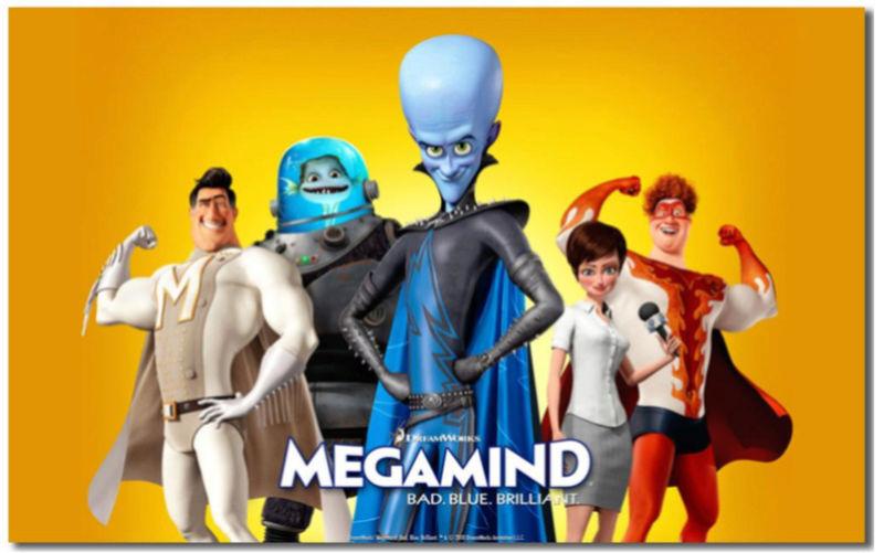 Megamind - 2010 - Tom McGrath Nve00018