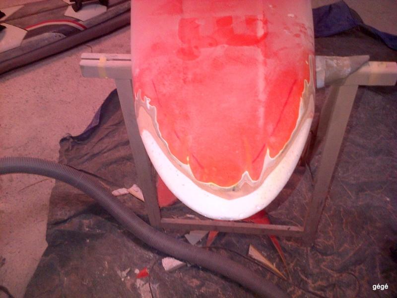 Reshape nose et déco Mistral higth wind SLE 270...Photos Fin_mi11