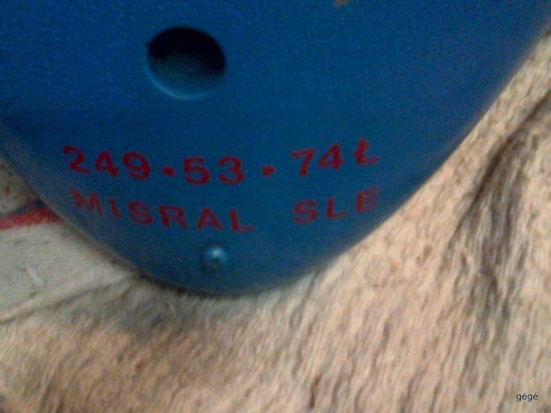 Reshape nose et déco Mistral higth wind SLE 270...Photos Fin_mi18