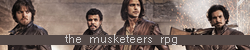 THE MUSKETEERS 25010