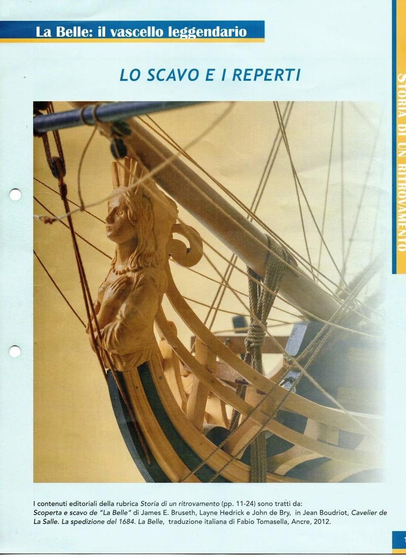 """Hachette """"La Belle"""" en kit d'arsenal  (...avec l'espoir que la peine sera légère) - Page 2 Hachet10"""