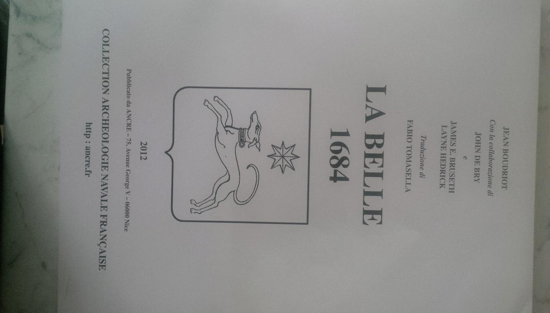 """Hachette """"La Belle"""" en kit d'arsenal  (...avec l'espoir que la peine sera légère) La_bel11"""