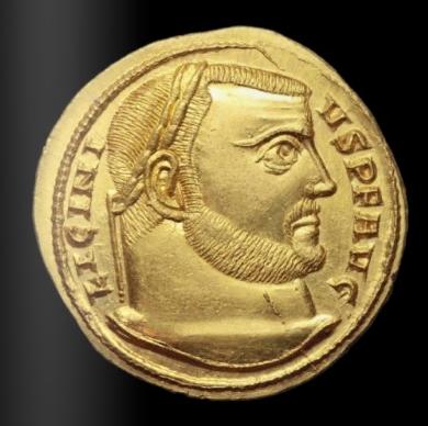 Roma numismatics Aureus11