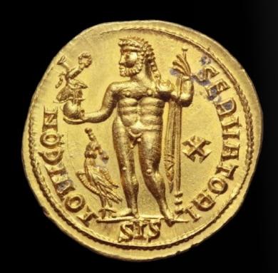 Roma numismatics Aureus12