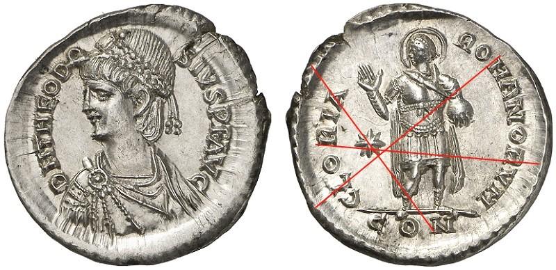 Comparaison de coins du Miliarense de Théodose II   Coin_r10