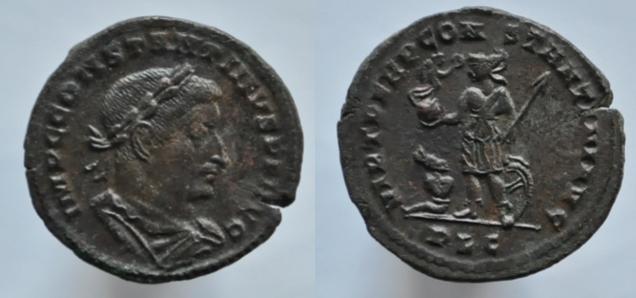Coeur de Rome fait baver  Brutus Const10