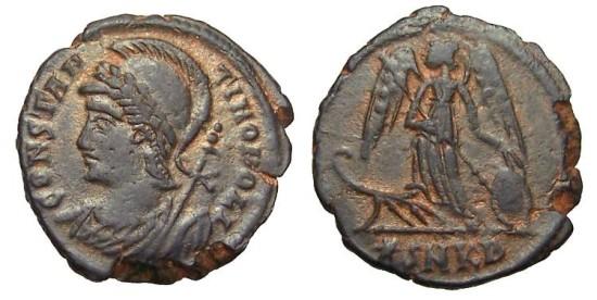 Roma numismatics Consta19
