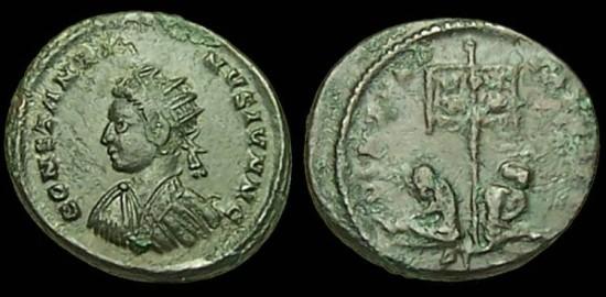 Roma numismatics Consta22