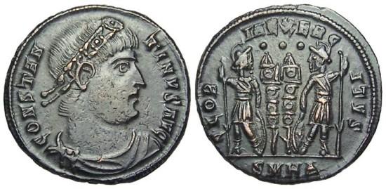 Roma numismatics Consta23