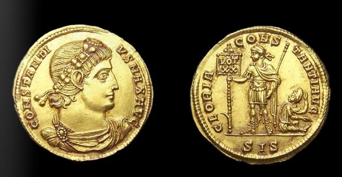 Roma numismatics Consta65