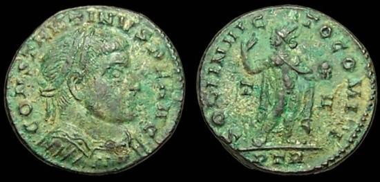 Roma numismatics Consta76
