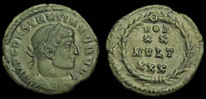 Roma numismatics Consta77