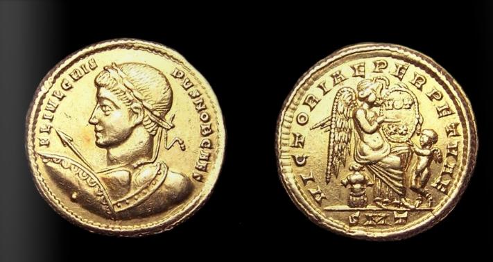 Roma numismatics Crispu12