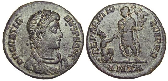 Roma numismatics Gratie11