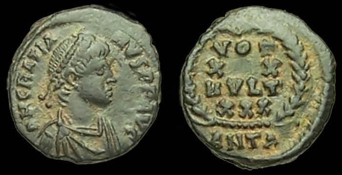 Roma numismatics Gratie14