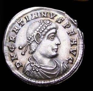 Roma numismatics Gratie18