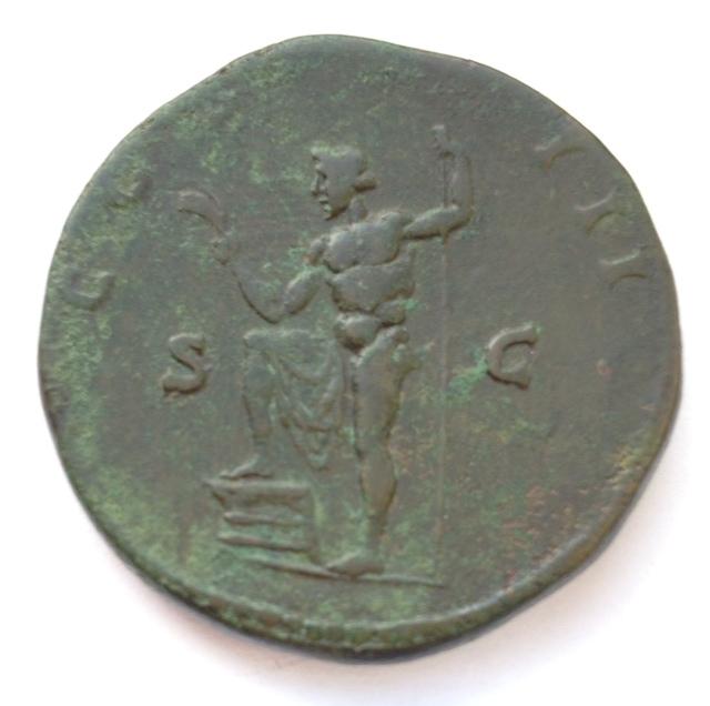 Assoc. numismatique du Centre Hadrie11