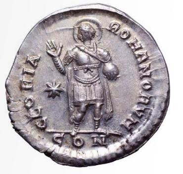 Roma numismatics Miliar10