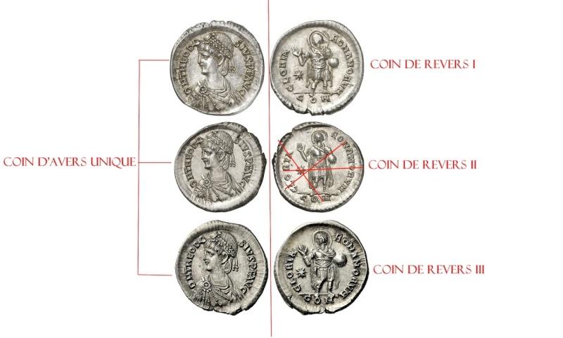 Comparaison de coins du Miliarense de Théodose II   Sarie_11