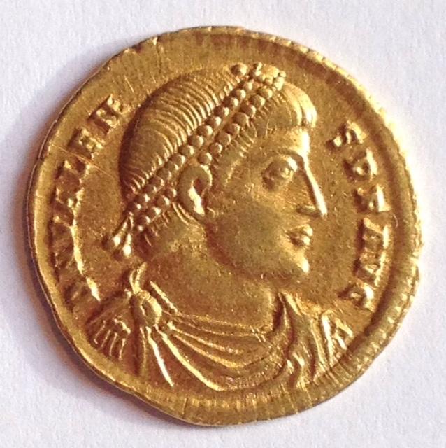 Assoc. numismatique du Centre - Page 2 Valens20