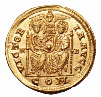Roma numismatics Valent11