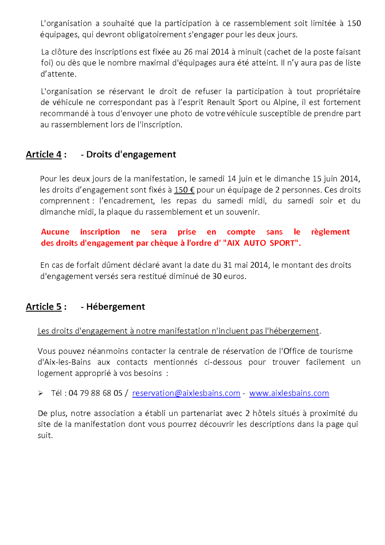 14/15 juin 2014 - 3e Rassemblement RS et Alpine à Aix-les-Bains P2_rag11