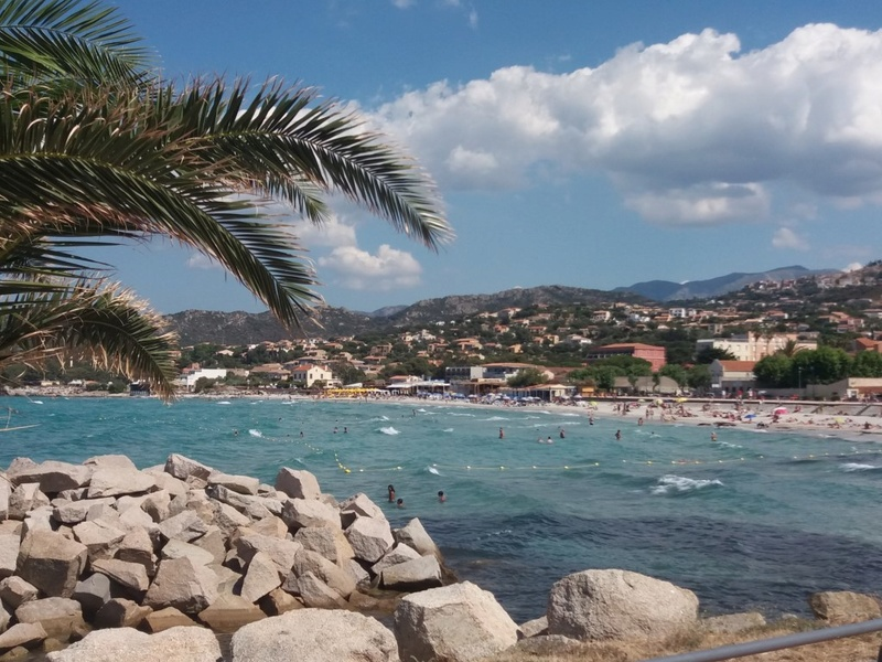 [Autres voyages/France] un bonjour de Corse 20170611