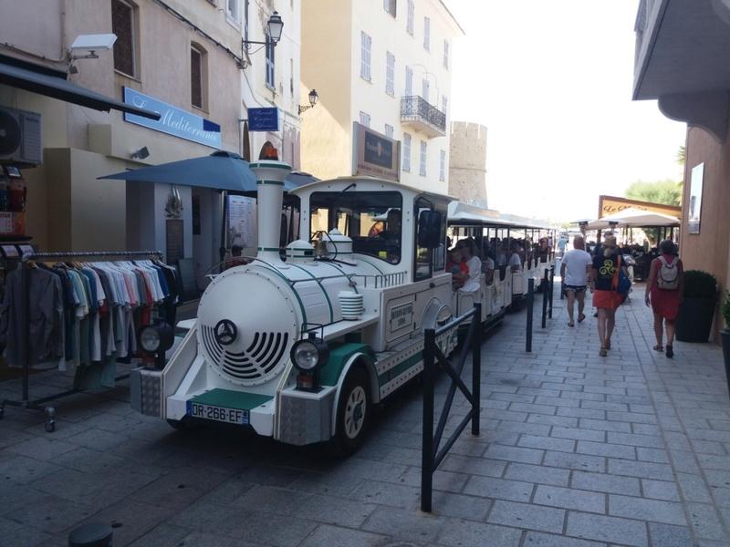 [Autres voyages/France] un bonjour de Corse 20170612